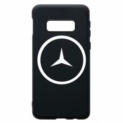 Чехол для Samsung S10e Mercedes new logo