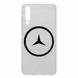 Чехол для Xiaomi Mi9 Mercedes new logo