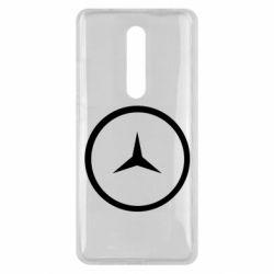 Чехол для Xiaomi Mi9T Mercedes new logo