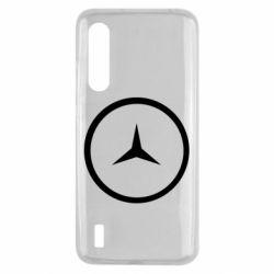 Чехол для Xiaomi Mi9 Lite Mercedes new logo