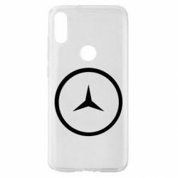 Чехол для Xiaomi Mi Play Mercedes new logo