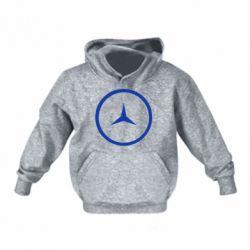 Детская толстовка Mercedes new logo