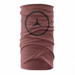 Бандана-труба Mercedes new logo