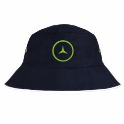 Панама Mercedes new logo