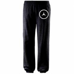 Штаны Mercedes new logo
