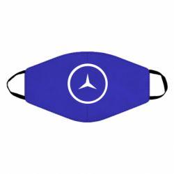 Маска для лица Mercedes new logo