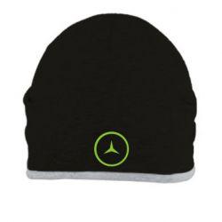 Шапка Mercedes new logo