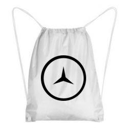 Рюкзак-мешок Mercedes new logo