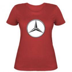 Женская Mercedes - FatLine