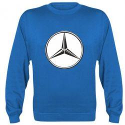 Реглан (свитшот) Mercedes - FatLine