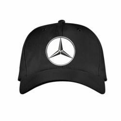 Детская кепка Mercedes - FatLine