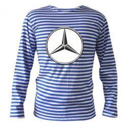 Тельняшка с длинным рукавом Mercedes - FatLine