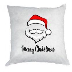 Подушка Merry Christmas - FatLine