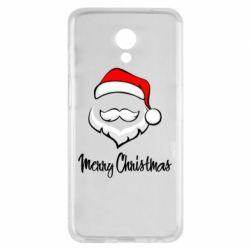 Купить НОВЫЙ ГОД, Чехол для Meizu M6s Merry Christmas, FatLine