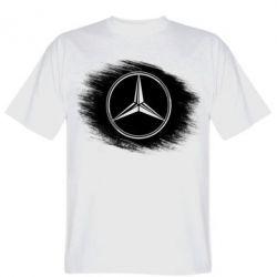 Футболка Мерседес арт, Mercedes art