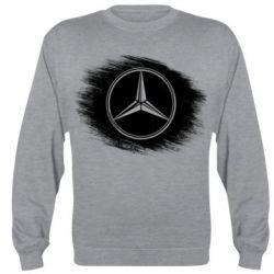 Реглан (свитшот) Мерседес арт, Mercedes art