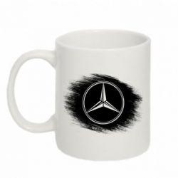 Кружка 320ml Мерседес арт, Mercedes art