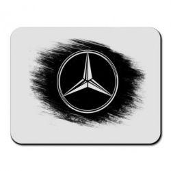 Коврик для мыши Мерседес арт, Mercedes art
