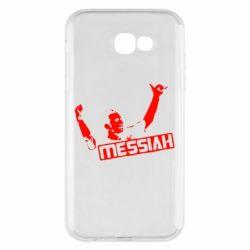 Чохол для Samsung A7 2017 Мессі