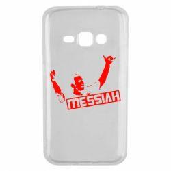 Чохол для Samsung J1 2016 Мессі
