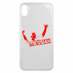Чехол для iPhone Xs Max Messi
