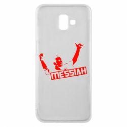 Чехол для Samsung J6 Plus 2018 Messi