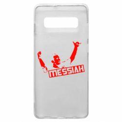 Чохол для Samsung S10+ Мессі