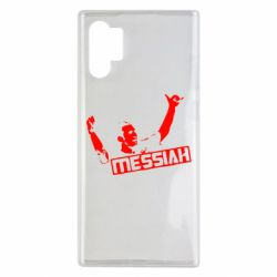 Чехол для Samsung Note 10 Plus Messi