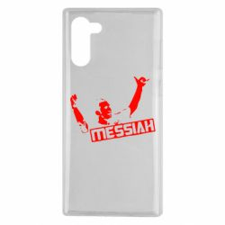 Чехол для Samsung Note 10 Messi