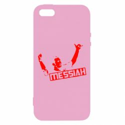 Чехол для iPhone5/5S/SE Messi