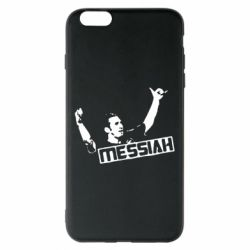 Чехол для iPhone 6 Plus/6S Plus Messi