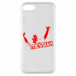Чехол для iPhone 7 Messi - FatLine