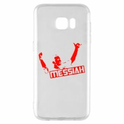 Чехол для Samsung S7 EDGE Messi