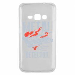 Чохол для Samsung J1 2016 Metal detector