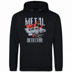 Чоловіча толстовка Metal detector