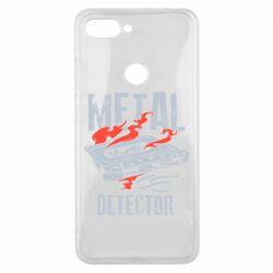 Чохол для Xiaomi Mi8 Lite Metal detector