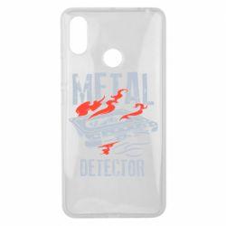 Чохол для Xiaomi Mi Max 3 Metal detector