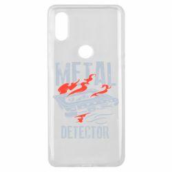 Чохол для Xiaomi Mi Mix 3 Metal detector