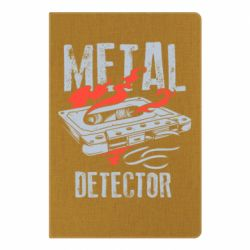 Блокнот А5 Metal detector