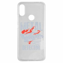 Чохол для Xiaomi Redmi Note 7 Metal detector