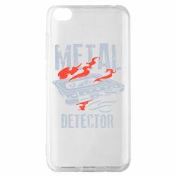 Чохол для Xiaomi Redmi Go Metal detector