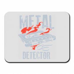 Килимок для миші Metal detector