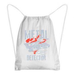 Рюкзак-мішок Metal detector