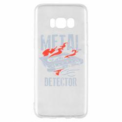 Чохол для Samsung S8 Metal detector