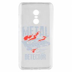 Чохол для Xiaomi Redmi Note 4 Metal detector