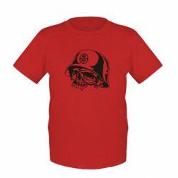 Детская футболка Metal Mulisha - FatLine