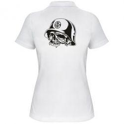 Женская футболка поло Metal Mulisha - FatLine