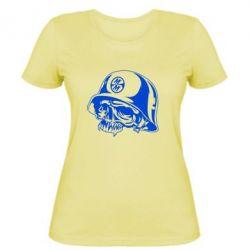 Женская футболка Metal Mulisha - FatLine