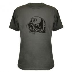 Камуфляжная футболка Metal Mulisha - FatLine