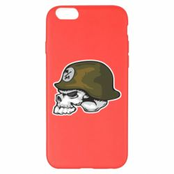 Чехол для iPhone 6 Plus/6S Plus metal mulisha - FatLine